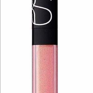 NARS New lip gloss color orgasm